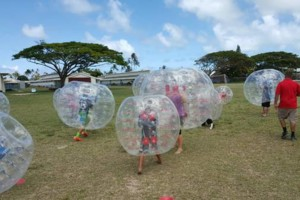 Photo #3: Da Kine Bubble Soccer