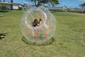 Photo #1: Da Kine Bubble Soccer