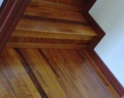 Photo #10: The Floor Man - installation and refinishing hardwood