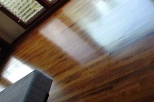 Photo #1: The Floor Man - installation and refinishing hardwood