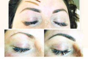 Photo #4: Microblading 3/D Permanent Make-up, tattoo.
