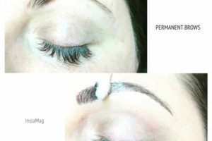 Photo #2: Microblading 3/D Permanent Make-up, tattoo.