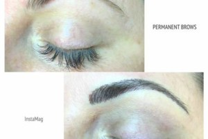 Photo #1: Microblading 3/D Permanent Make-up, tattoo.