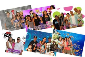Photo #1: Photo Booths. Fun and Affordable
