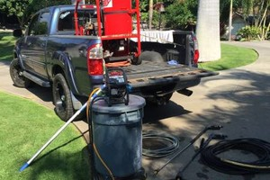 Photo #1: Professional window cleaning/solar panel/mold removal