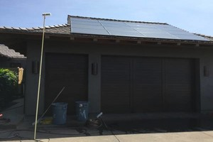 Photo #5: Professional window cleaning/solar panel/mold removal