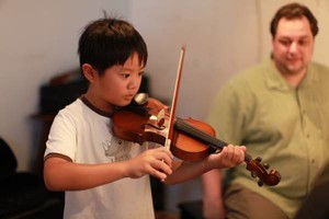 Photo #19: ELECTONE, VIOLIN, VIOLA, PIANO, GUITAR, VOICE AND UKULELE LESSONS