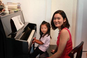 Photo #15: ELECTONE, VIOLIN, VIOLA, PIANO, GUITAR, VOICE AND UKULELE LESSONS