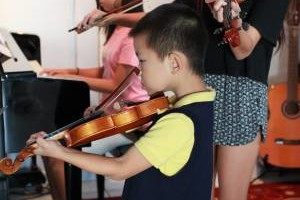 Photo #14: ELECTONE, VIOLIN, VIOLA, PIANO, GUITAR, VOICE AND UKULELE LESSONS
