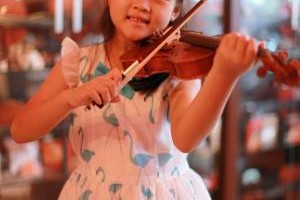 Photo #10: ELECTONE, VIOLIN, VIOLA, PIANO, GUITAR, VOICE AND UKULELE LESSONS