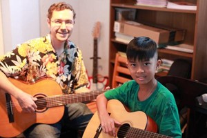 Photo #7: ELECTONE, VIOLIN, VIOLA, PIANO, GUITAR, VOICE AND UKULELE LESSONS
