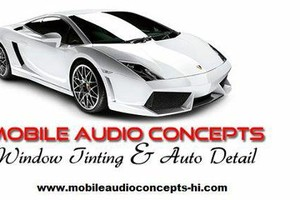 Photo #1: WINDOW TINTING AND AUTO DETAILING  SPECIAL... will beat any price