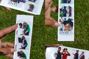 Photo #1: Private Photo Booth (iSnapPix)