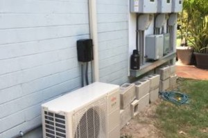 Photo #5: AC Residential Air Conditioning mini split install. (HVAC Technician)