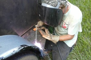 Photo #3: Kaz's Portable Welding