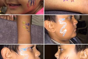 Photo #6: Photo Booth $100 special & Temporary Tattoo services