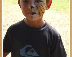 Photo #13: AWESOME FACE PAINT, henna, glitter tattoos!