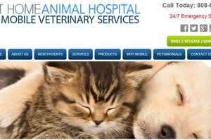 Photo #4: At Home Animal Hospital offers Quarantine & Direct Release Services