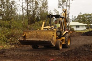 Photo #9: Hawaii Paradise Service. EXCAVATION - Full Service!