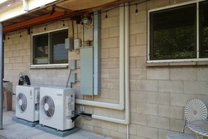 Photo #10: A/c install service and repair. HVAC / Air conditioning. Residential