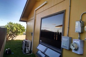 Photo #7: A/c install service and repair. HVAC / Air conditioning. Residential