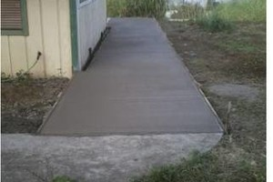 Photo #7: HANDYMAN - CONCRETE and more! SERVICES