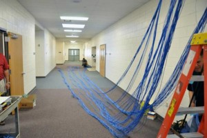 Photo #8: Network Cabling, Home Entertainment & Security Camera Installations