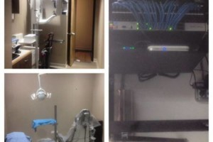 Photo #5: Network Cabling, Home Entertainment & Security Camera Installations
