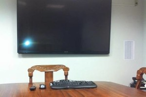 Photo #3: TV Mounting/ Installation $130