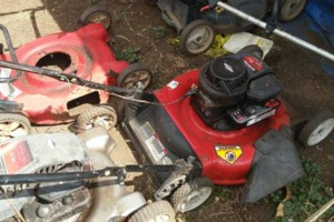 Photo #1: Small engine repair. 3 month warranty!