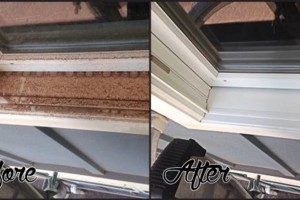 Photo #2: Professional Pressure Washing/Clear Windows
