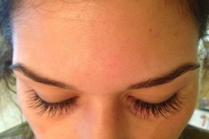 Photo #5: Individual extension lashes - full set $50/ fill $25