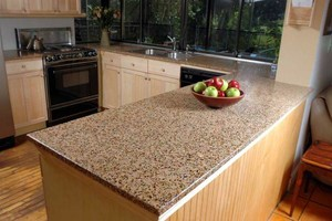 Photo #1: GRANITE COUNTERTOP/CABINET INSTALLATION