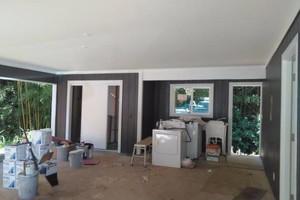 Photo #6: Professional painter Joseph. +Pressure washing, drywall repair, mudding