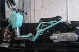 Photo #1: PROFESSIONAL MOPED SCOOTER REPAIRS