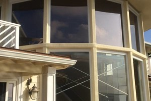 Photo #1: Commercial/Residential window tinting