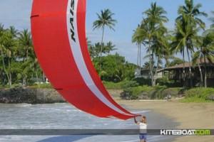 Photo #2: Kiteboard kitesurfing lessons Oahu. $200/2Hr