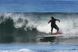 Photo #9: THE BEST PRIVATE SURF LESSON ART OF SURFING 'HAWAIIAN STYLE'
