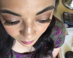 Photo #3: Experienced Makeup Artist/Hair Sylist (Wedding/Prom/Special Events)