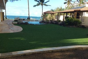 Photo #3: Aloha Lawn Care LLC - Weed Whacking, Edging, Blowing