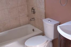 Photo #1: COMPLETE BATH / SHOWER REMODEL TILE / STONE SPECIALIST