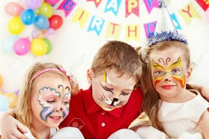 Photo #1: Face Painting and Balloon Animals