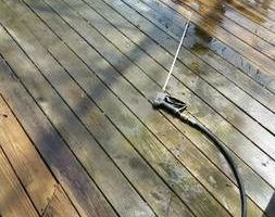 Photo #1: Pressure washing. You name it we can clean it!