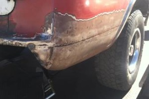 Photo #2: Auto Welding Specialist. Is rust getting the better of your car?