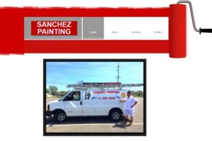 Photo #1: SANCHEZ PAINTING SERVICE - outdoor as well as indoor