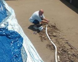Photo #3: Swimming pools - replacements, installation, restoration