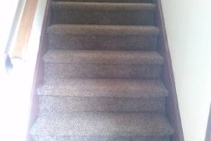 Photo #1: Carpet restretches and repairs