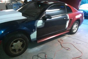 Photo #8: Auto Body and Restoration from A-Z. Rust, bumpers repairs as low as $100