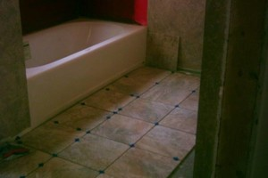 Photo #5: Full Service Home Maintenance - Carpentry /Electric/ Plumbig/ Tile