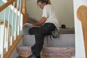 Photo #3: Carpet Repair by Certified Flooring Installer